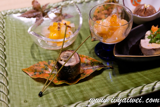 kampachi autumn kaiseki (6)