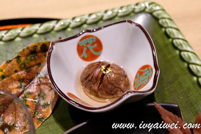 kampachi autumn kaiseki (3)