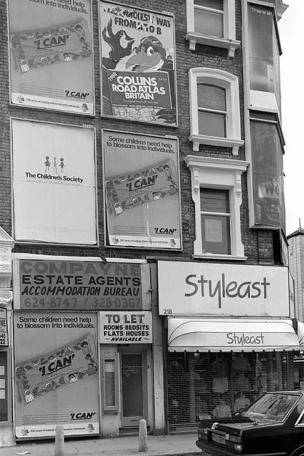 Gascony Avenue, Kilburn High Rd,  Kilburn,  Camden, Brent, 1988 88-5m-64-positive_2400