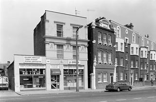 Willesden Lane, Brondesbury, Brent, 1988 88-5l-24-positive_2400
