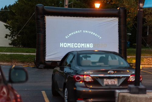Homecoming Drive-In Movie