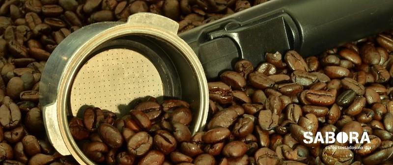 Moer fino xusto antes de preparar espresso
