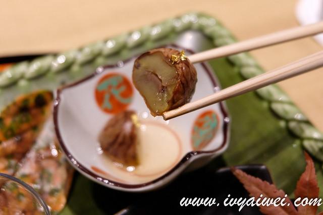 kampachi autumn kaiseki (12)