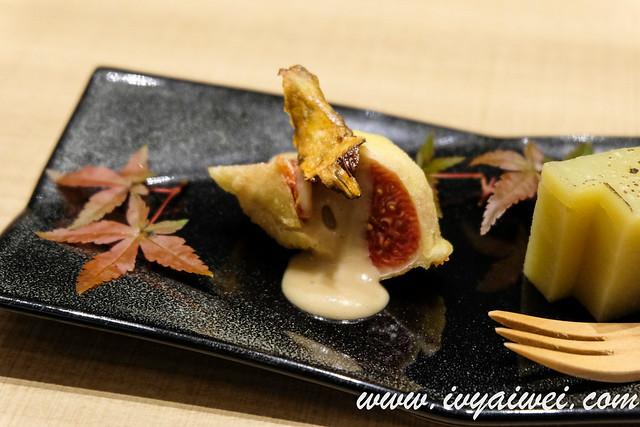 kampachi autumn kaiseki (46)