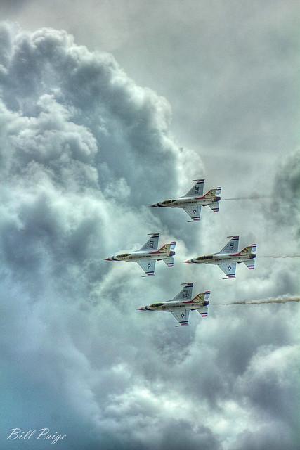Thunderbirds Pass (EXP)