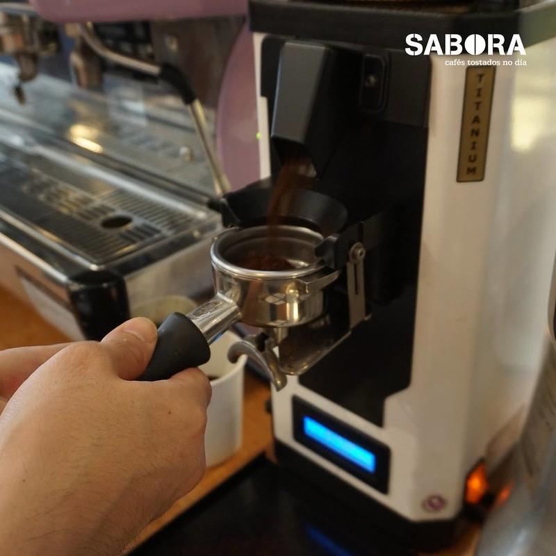 Muíño de café profesional