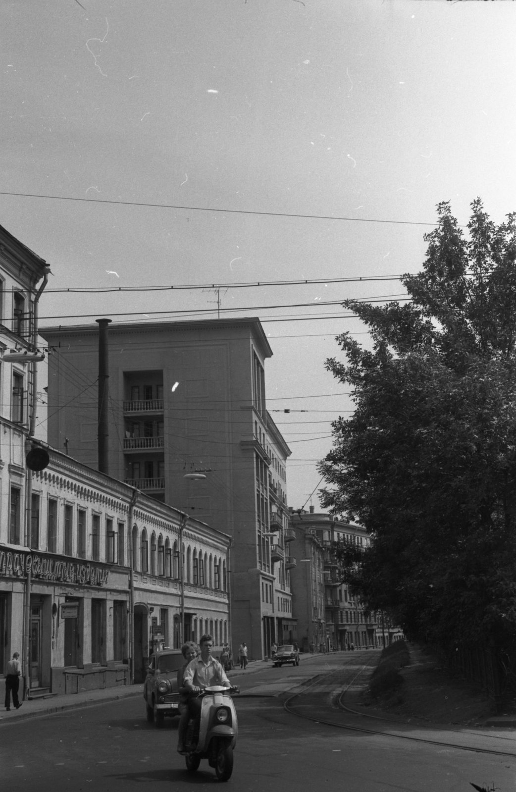 Улица Сретенка (8)