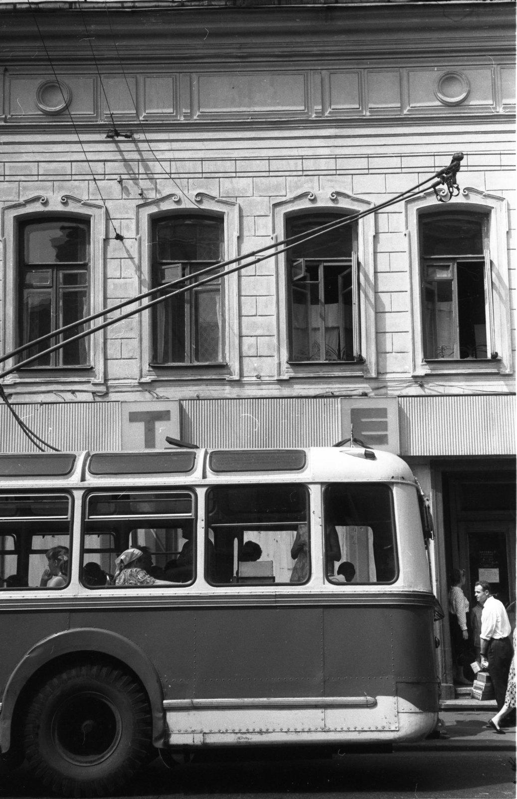Улица Сретенка (4)
