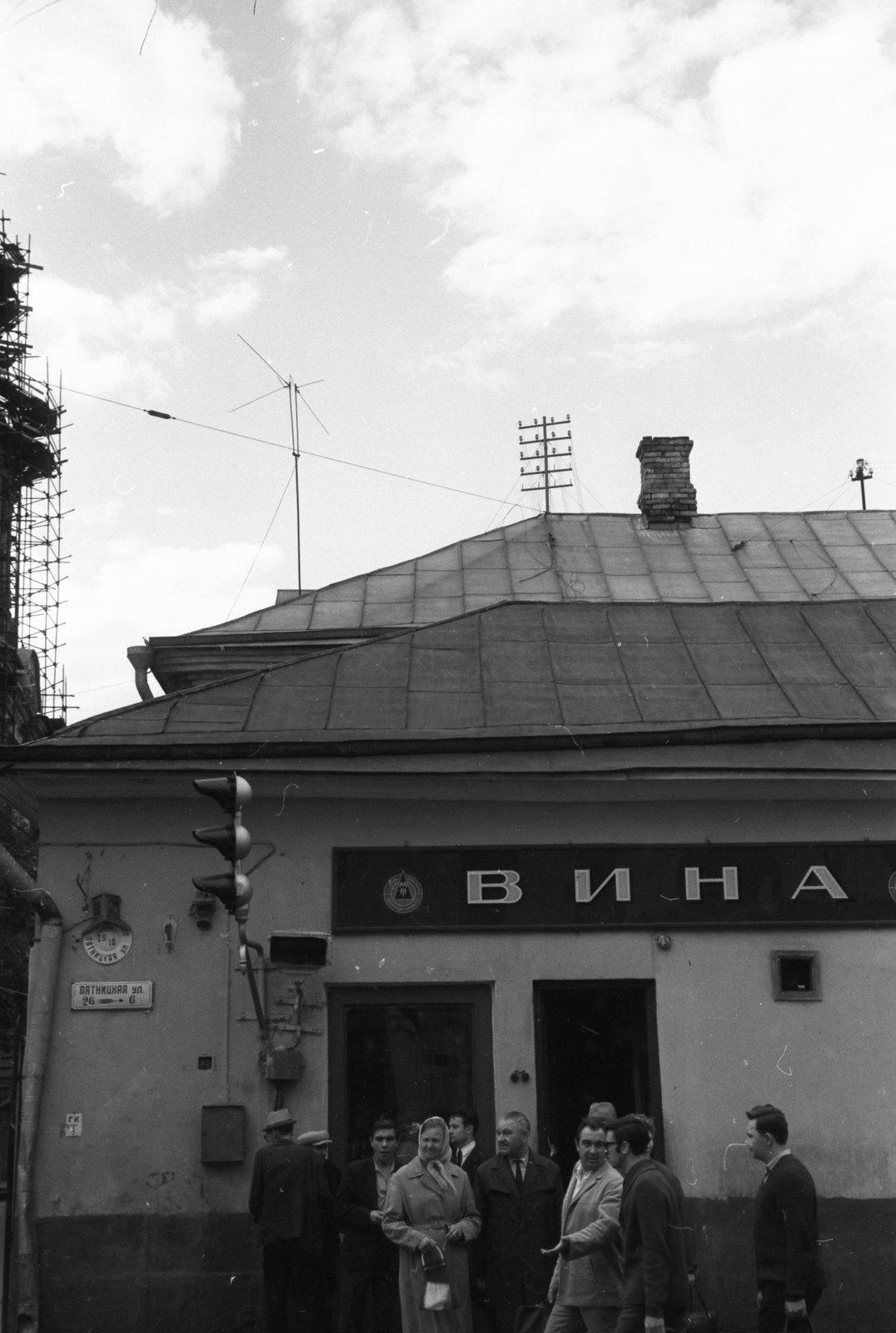 Улица Пятницкая (4)