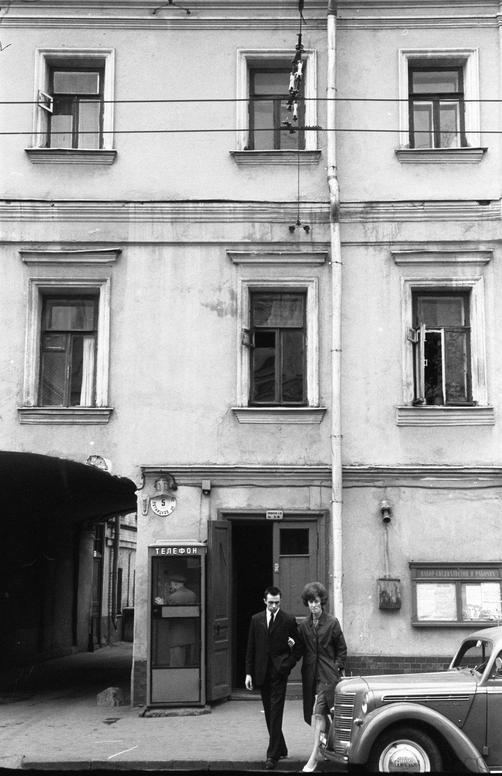 Улица Пятницкая (3)