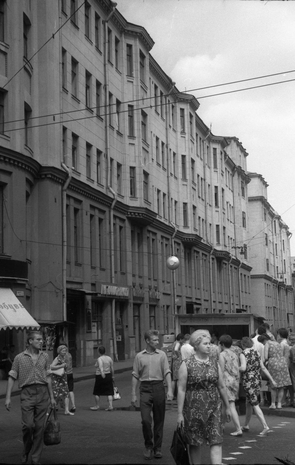 Улица Сретенка (9)