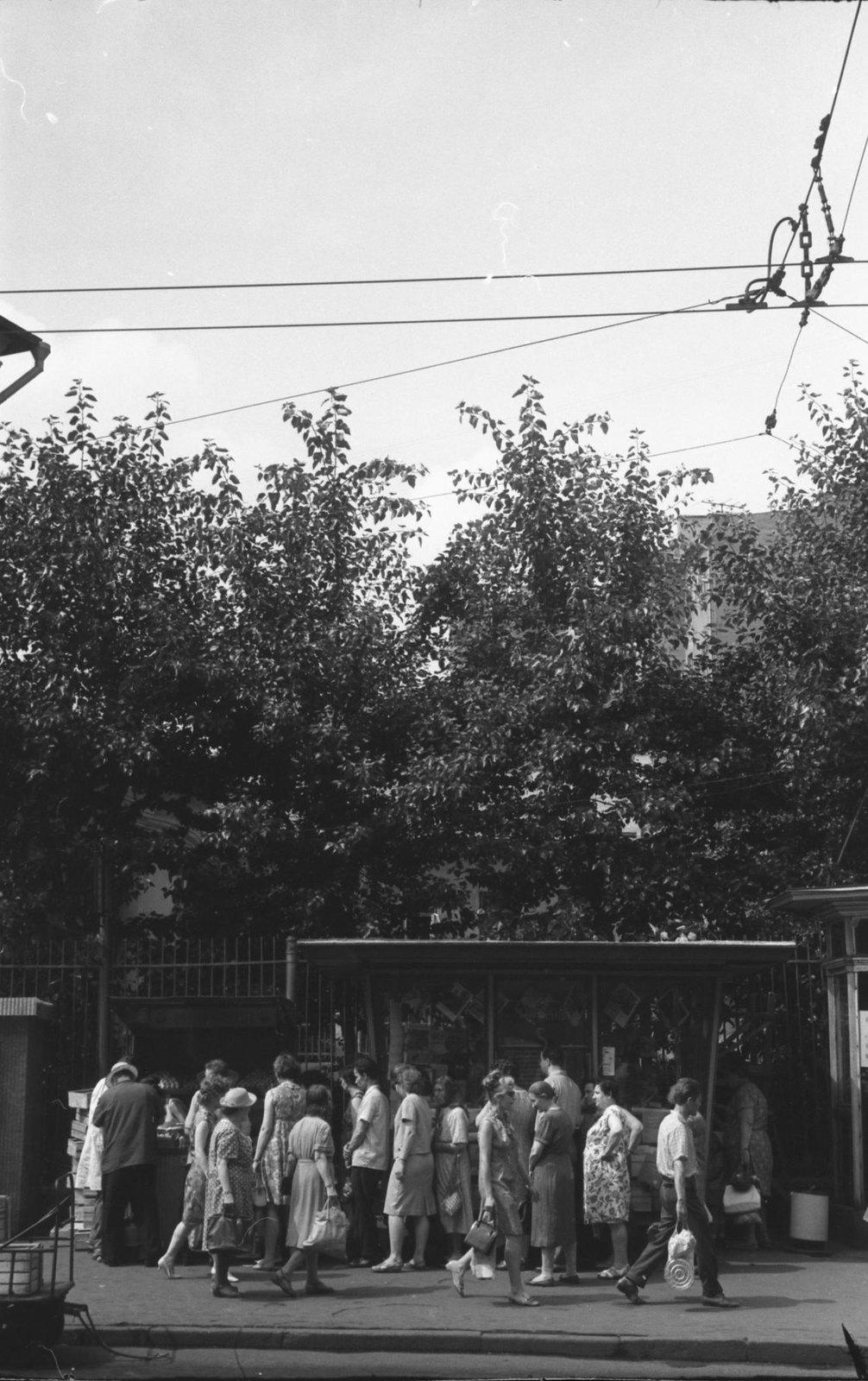 Улица Сретенка (5)