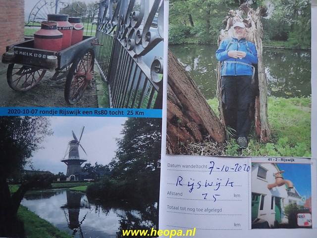 2020-10-07          Rijswijk Rs80      25 Km   (80)