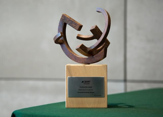Premio a la Excelencia Fundación Caser