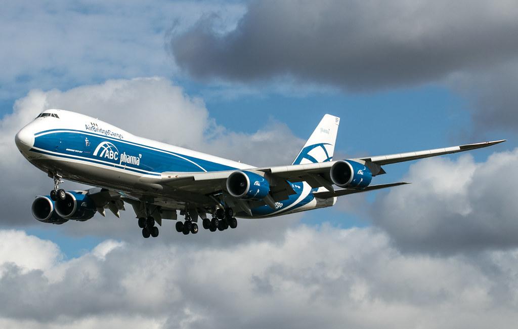 Boeing 747 - AirBridgeCargo Airlines - VP-BBP
