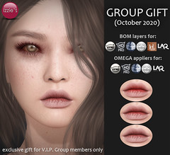 VIP Group Gift October 2020
