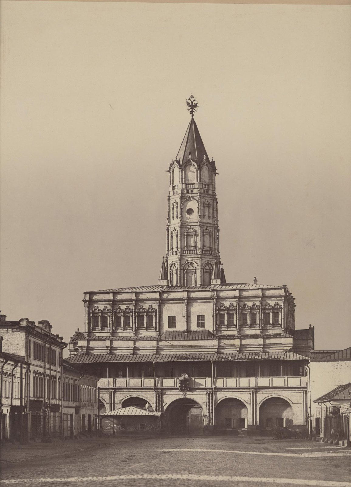 Сухарева башня. 1880-е