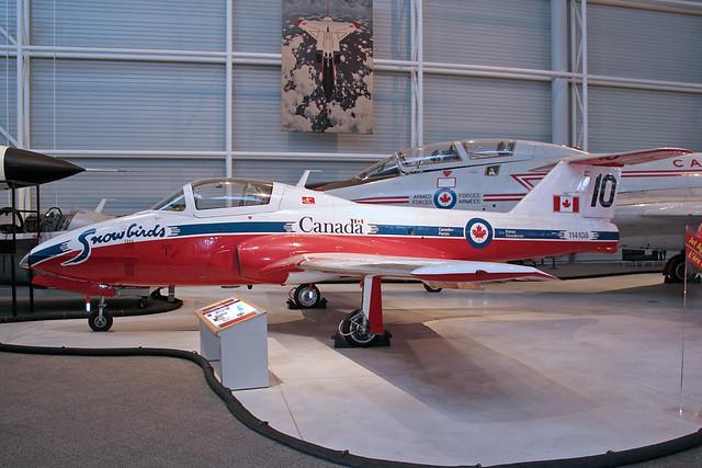 114108 | Canadair Ltd. Canada | CT-114 Tutor | CAF