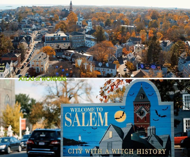 Hubie Halloween Salem