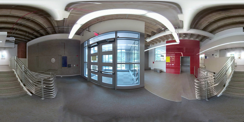 Esplanade Entrance 2