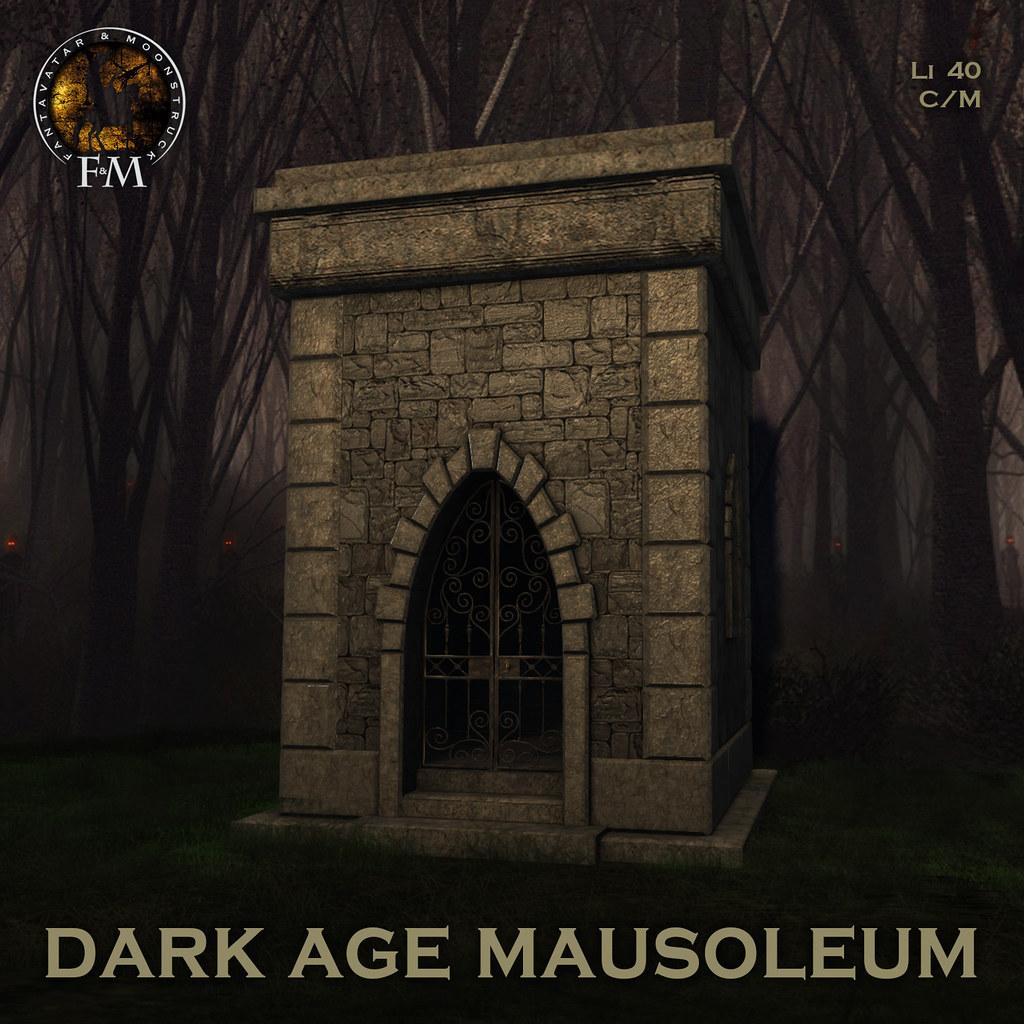 F&M * Dark Age Mausoleum