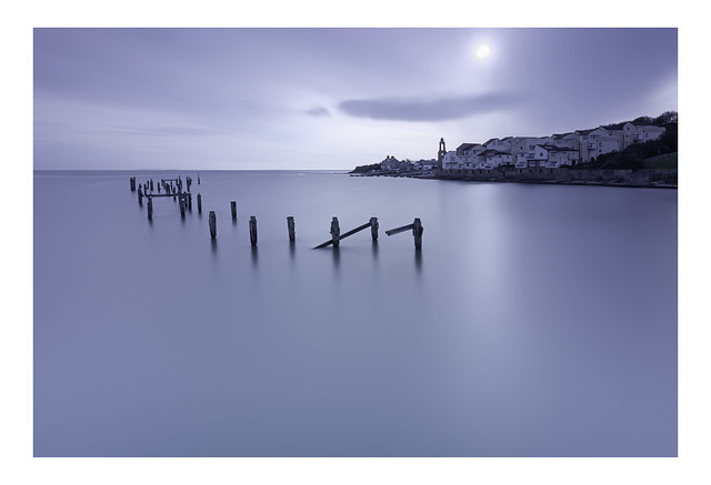 Old Swanage Pier Foundations | Dorset