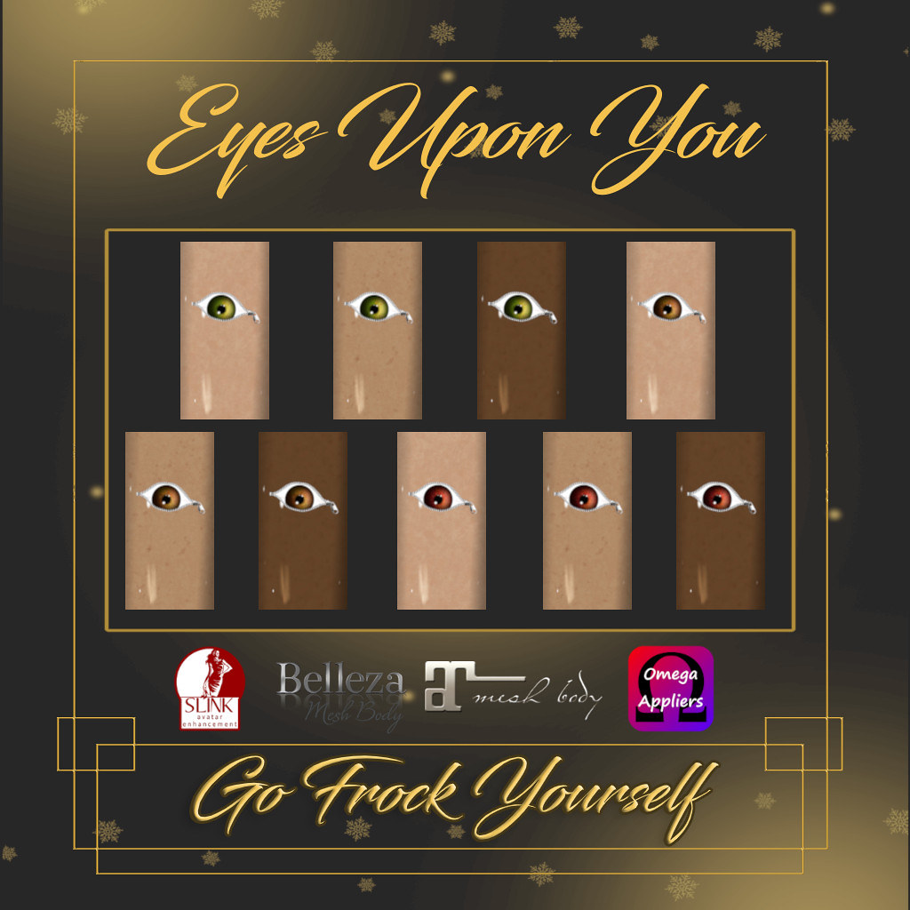 GFY-Eyes Upon You Nail Appliers