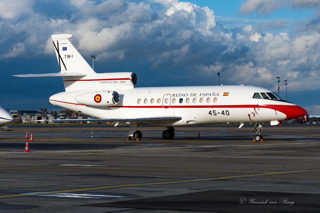 AME_Dassault_F900B_T18-1/45-50_BRU_OCT2020
