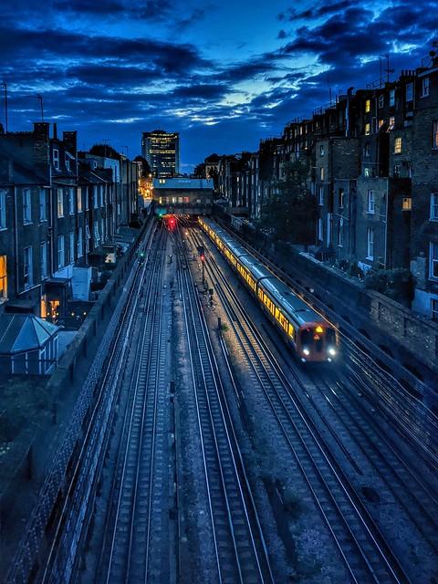 Night  train.  . .