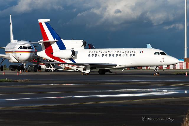 CTM_Armee-de-l'Air_FrenchAirforce_FA7X_F-RAFB_BRU_OCT2020