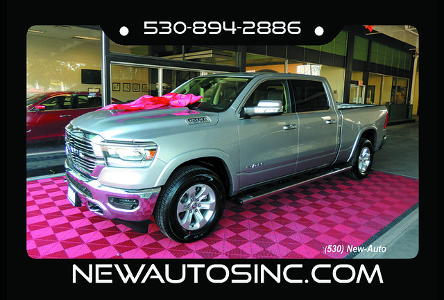 2020 Ram Laramie 1500 Pick Up
