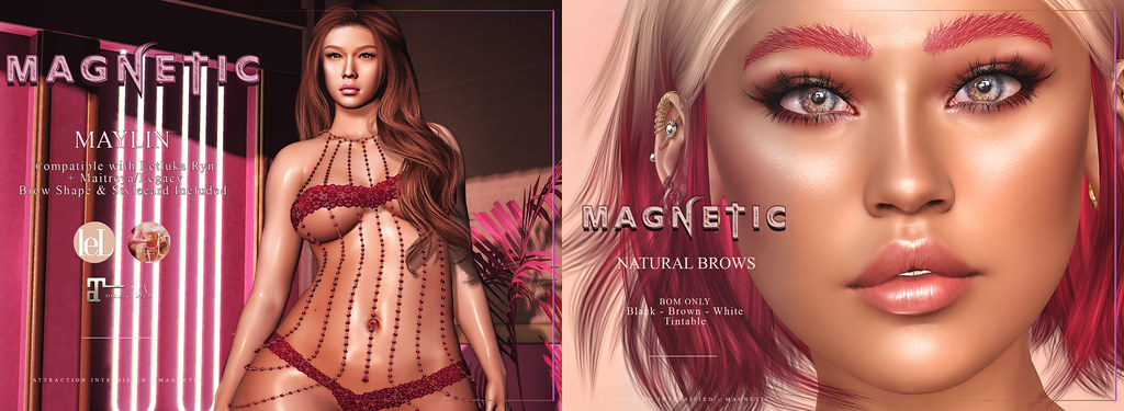 Magnetic @ Pretty