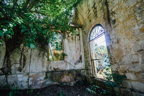 adamcohn duppychurch jamaica stgeorgesanglicanchurch abandoned church dilapidated ghosts haunted streetphotographer streetphotography