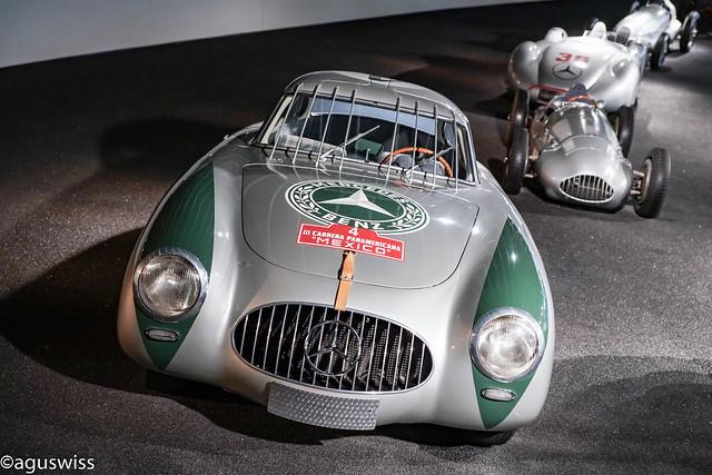 1952 Mercedes-Benz W194 300SL Carrera Panamericana