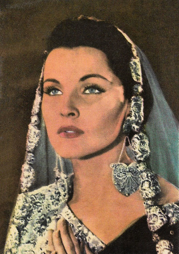 Debra Paget in Der Tiger von Eschnapur (1959)