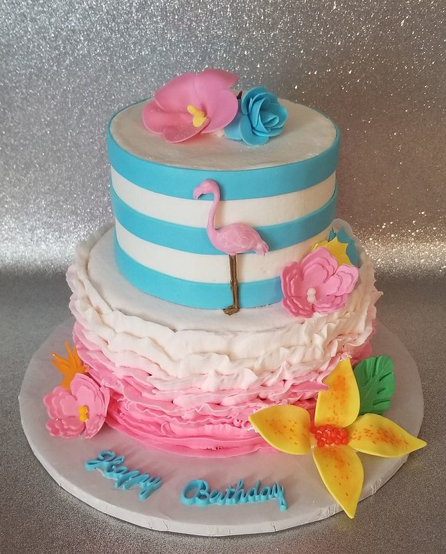 Cake by 3 Oven Cakery
