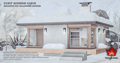 Trompe Loeil - Cubit Modern Cabin & Snow Add-On for Collabor88 October