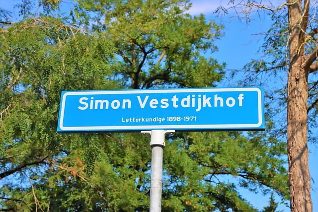 Simon Vestdijkhof