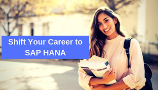 Is it right to shift my career to SAP HANA?