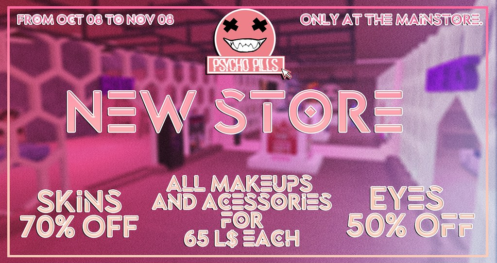 NEW STORE DISCOUNT
