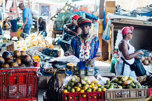 adamcohn jamaica mandevillejamaica fruit market streetphotographer streetphotography vendor