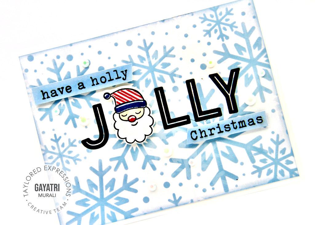 Christmas card #2 closeup3