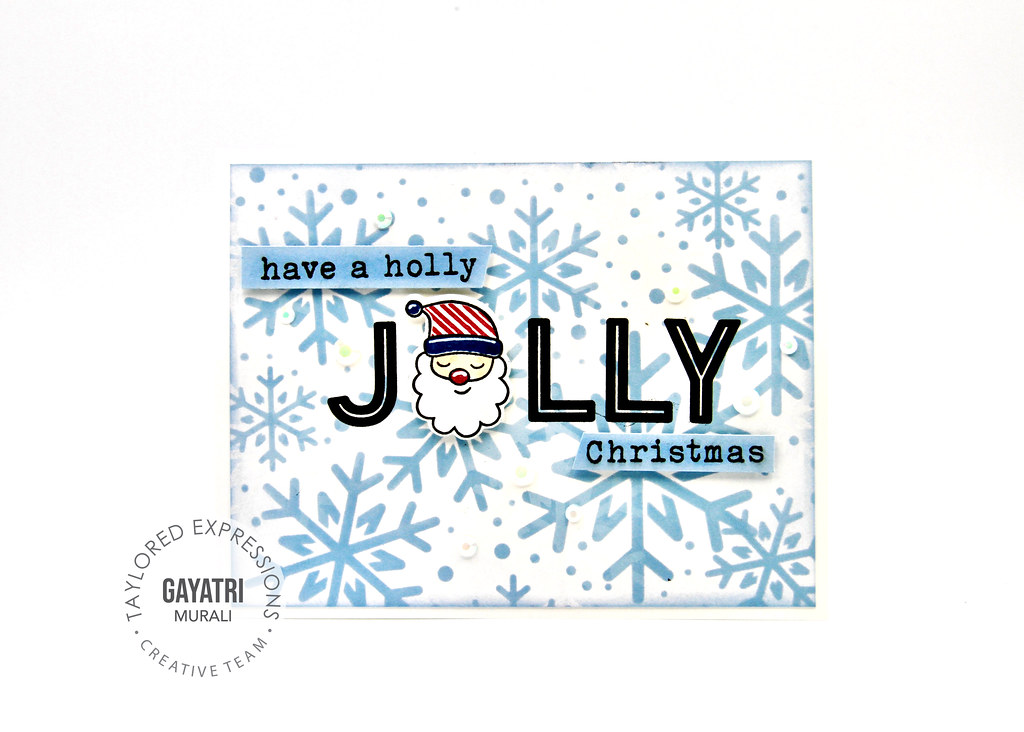 Christmas card #2 closeup2
