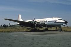 Douglas DC-6 ETP 10017, Santa Lucia AFB, Mexico Dec93
