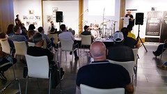 Masterclass de Música en Córdoba: Clinic de Batería con David Simó (6)