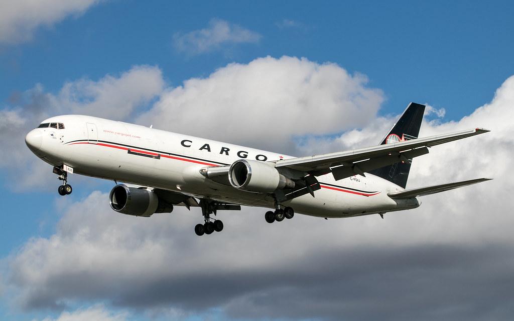 Boeing 767 Cargojet Airways - C-FDIJ