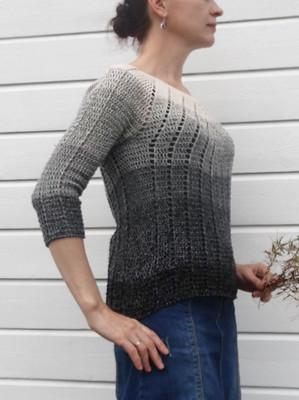 Aura Shift, cotton\pa, crochet