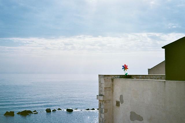 La vue d'Archimède - Ionian sea