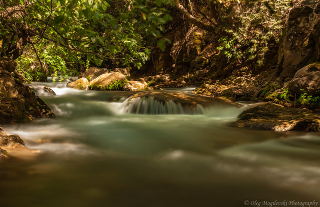 Charming Banias flow
