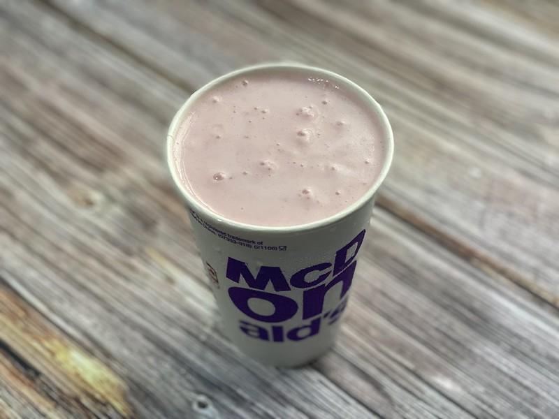 McDo Shakes